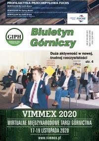 Biuletyn Górniczy nr 7 - 9 (299-301) Lipiec - Wrzesień 2020 r.