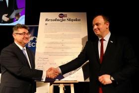 """""""Rezolucja Śląska"""" podpisana"""