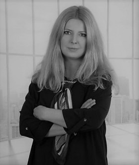 Agata Zielińska - Członek Zarządu - Dyrektor ds. Administracji i Współpracy z Zagranicą