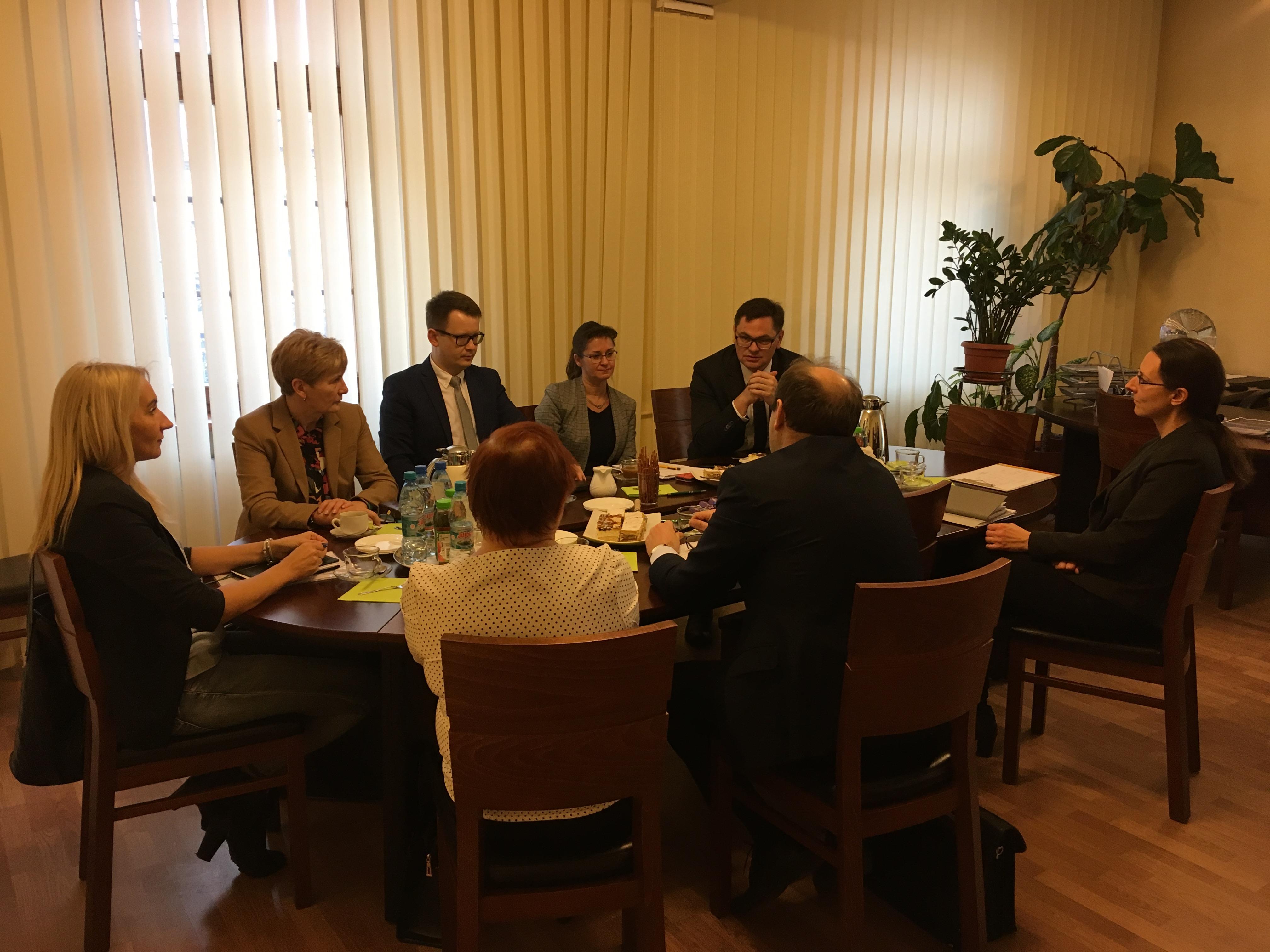 Posiedzenie Zespołu GIPH ds. podatków w sektorze węglowym
