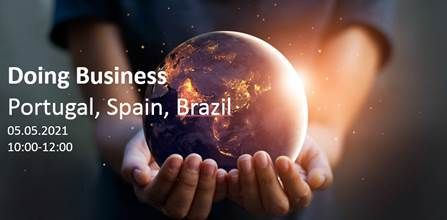 """Cykliczne seminarium PPCC """"Doing Business in Portugal, Spain, and Brazil"""