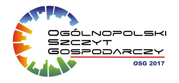 Ogólnopolski Szczyt Gospodarczy OSG 2017, 19-20 października 2017