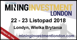 Druga edycja Mining Investment London