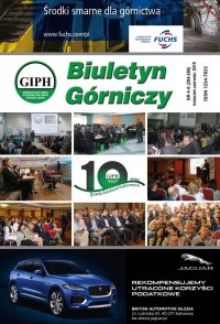 Biuletyn Górniczy nr 4-6 (284-286) Kwiecień - Maj - Czerwiec 2019 r.