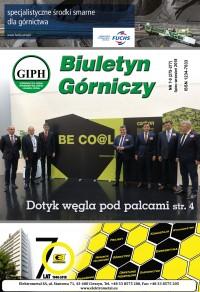 Biuletyn Górniczy nr 7-9 (275-277) Lipiec - Sierpień - Wrzesień 2018 r.