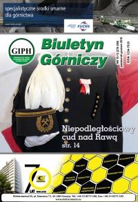 Biuletyn Górniczy nr 10-12 (278-280) Październik- Listopad - Grudzień 2018 r.