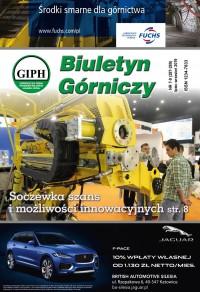 Biuletyn Górniczy nr 7-9 (287-289) Lipiec - Wrzesień 2019 r.