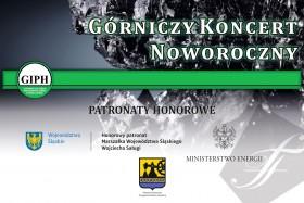 Górniczy Koncert Noworoczny 15 stycznia 2018 r.